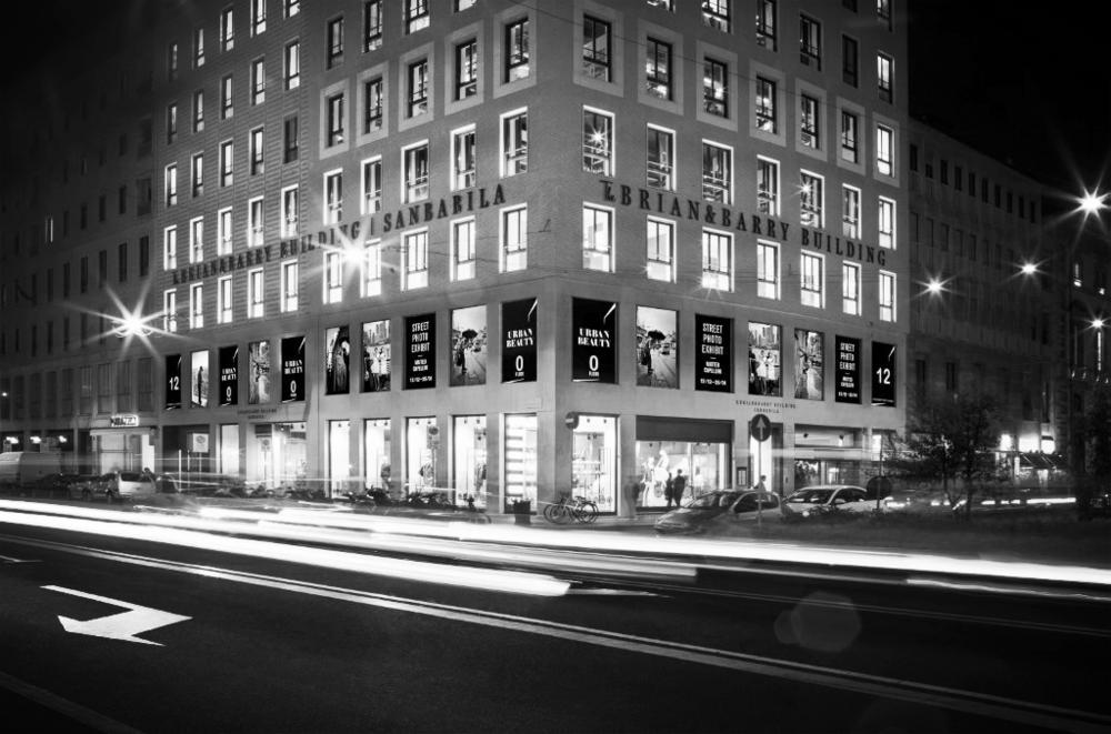 URBAN BEAUTY | STREET PHOTO EXHIBIT BRIAN & BARRY BUILDING MILANO [12/12/14 - 25/01/15]