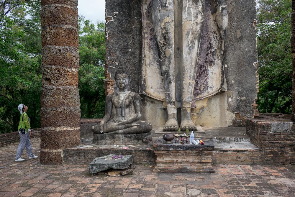Sukhothai, Thailand, 2016