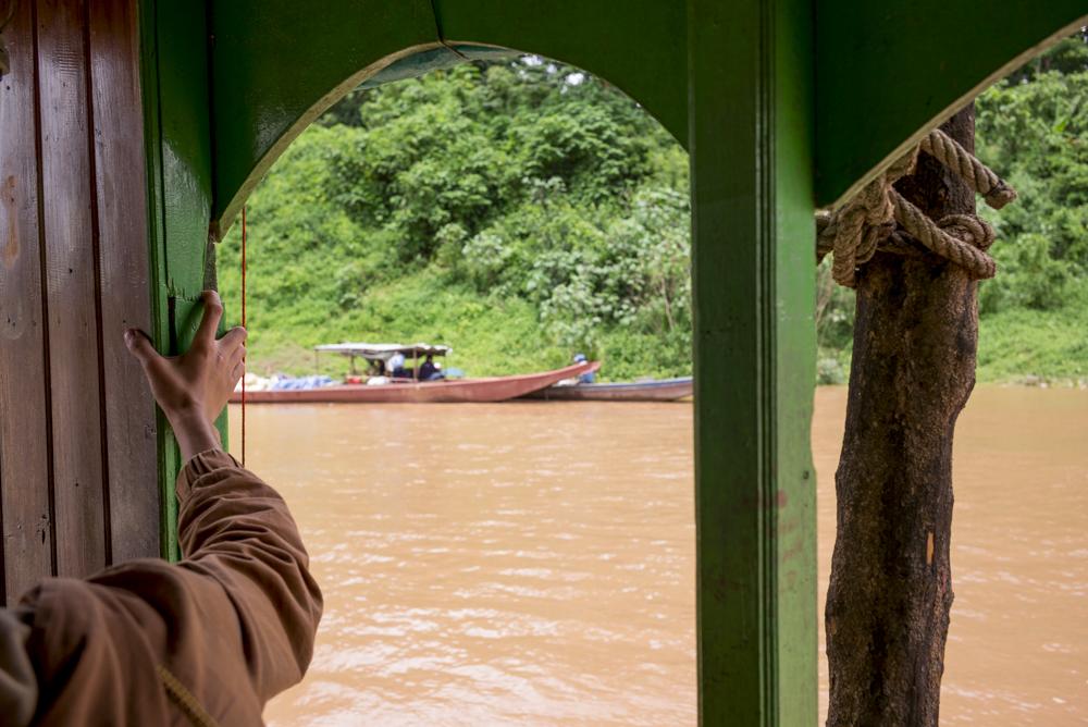 Mekong River, Laos, 2016