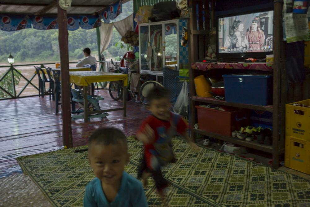 Pak Beng, Laos, 2016