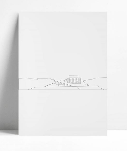 Posters - Oslo Opera