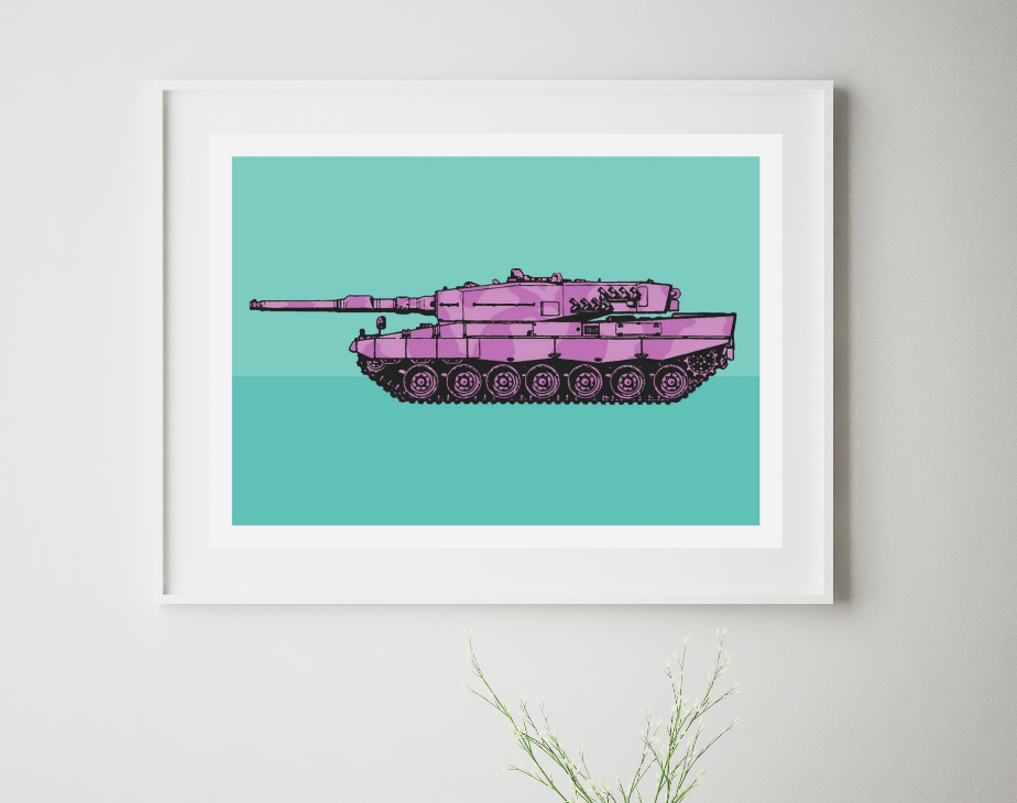 Brurok Pink Tanker