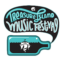 Treasure Island Music Festival Logo