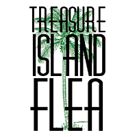 Treasure Island Flea Logo