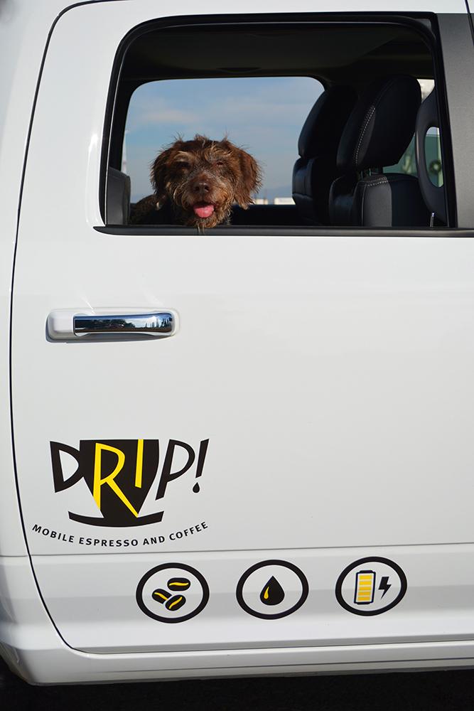 Drip! Mobile Espresso, Dog