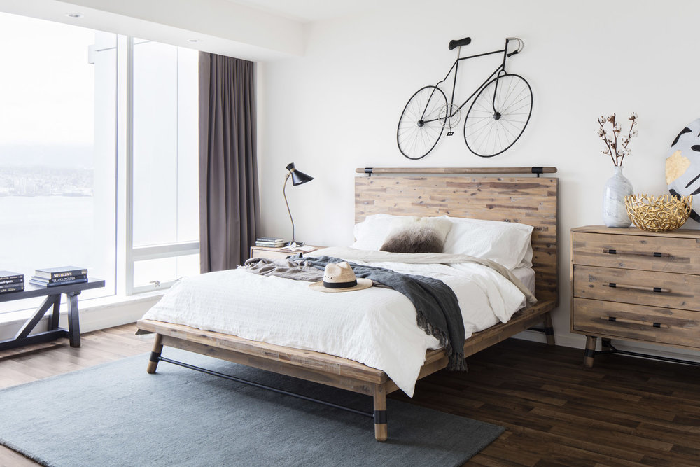 Simplictic bedroom with bike.jpg