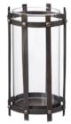 Abbot Black Metal Frame Candleholder .png