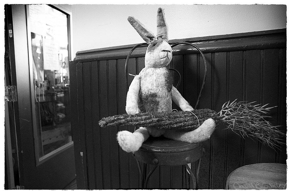 Forgotten Toys. Rabbit