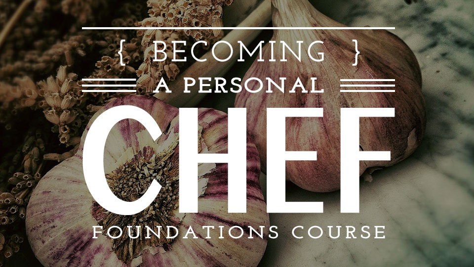 Learn more about Personal Chef Now's flagship course which is launching very soon.