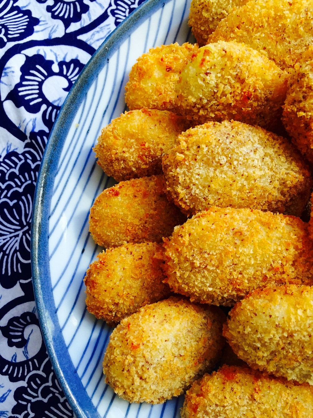 Vegan Potato Croquettes