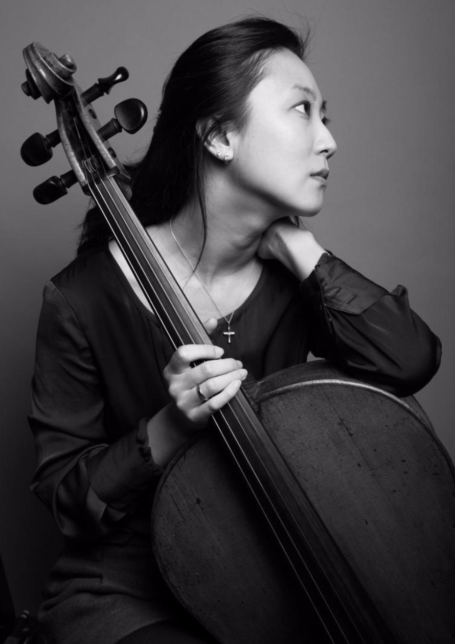 Jia Kim, cello