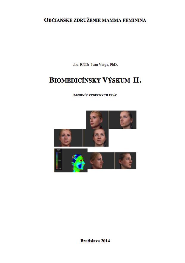 Zborník vedeckých prác 2014