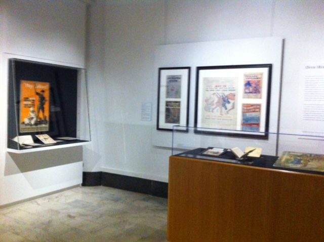 Newberry Library exhibition.JPG