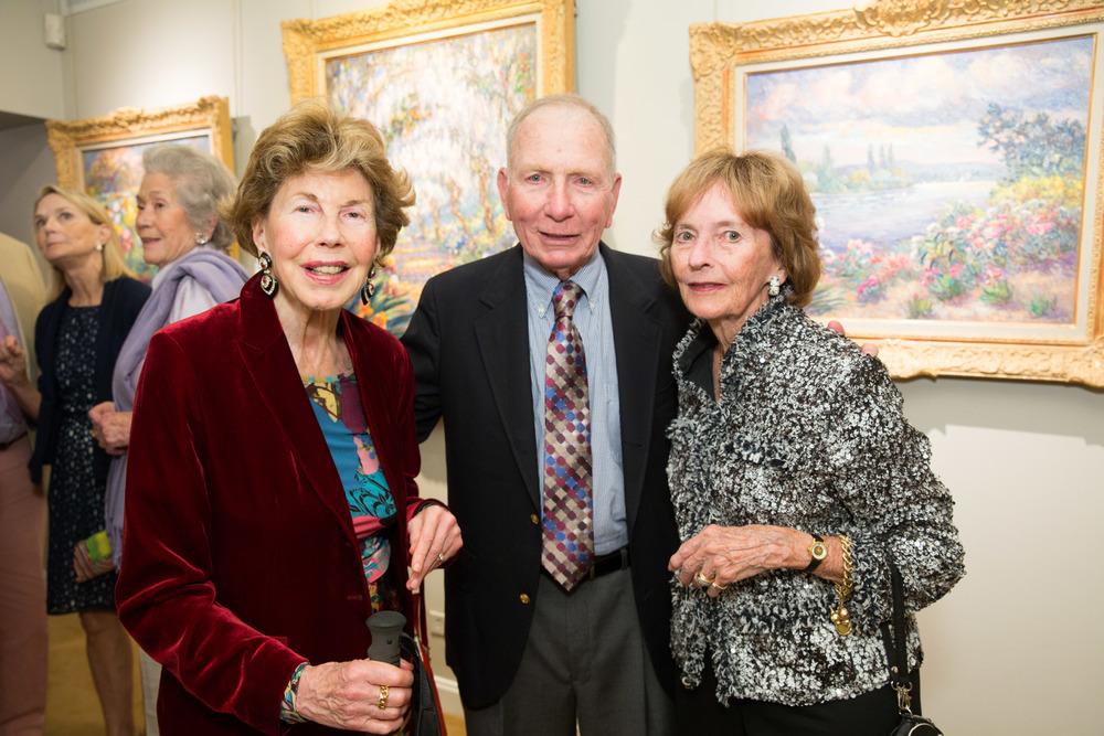 Eugénie Anglès, Peter Behr and Wendy Randall