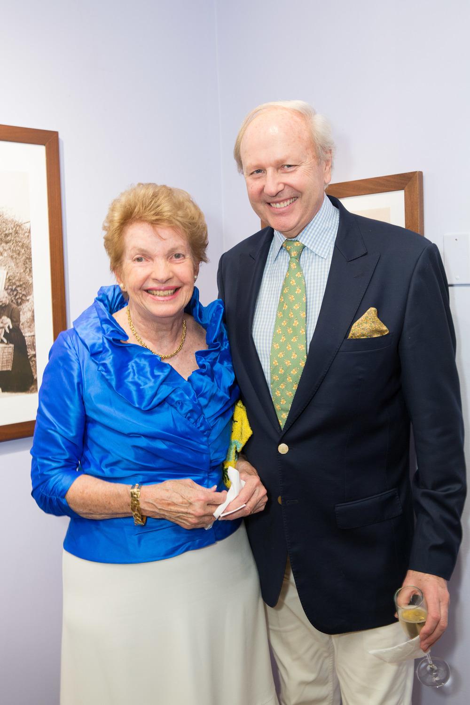Edith Eglin and Antony Underwood