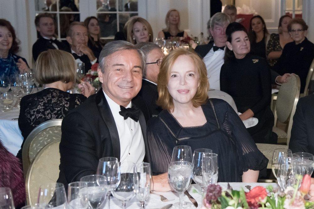 Franck Laverdin, Cecile David-Weill