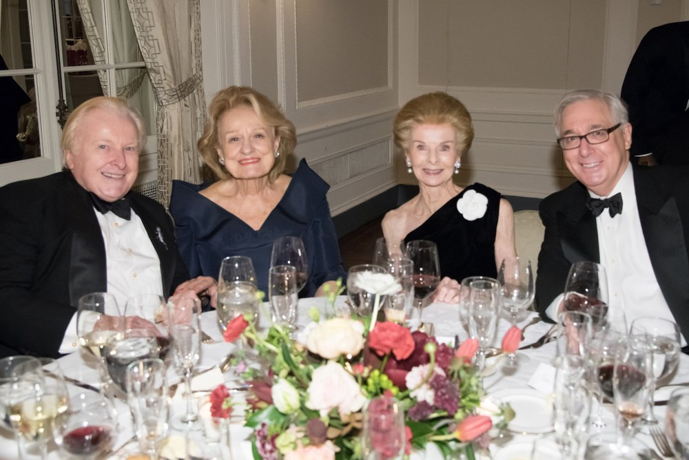 Tom Leddy, Elizabeth Scott, Nancy Gehman, Tom Dillman, Tom Dillm