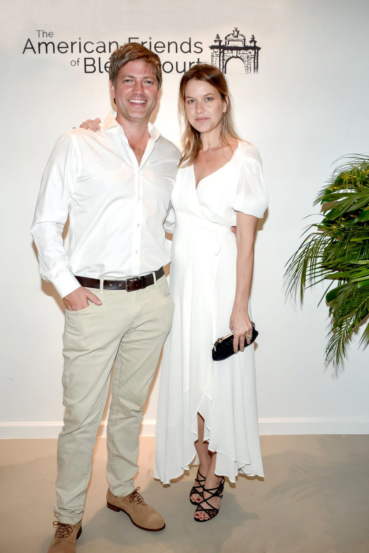 Nathan Coe, Kate Coe