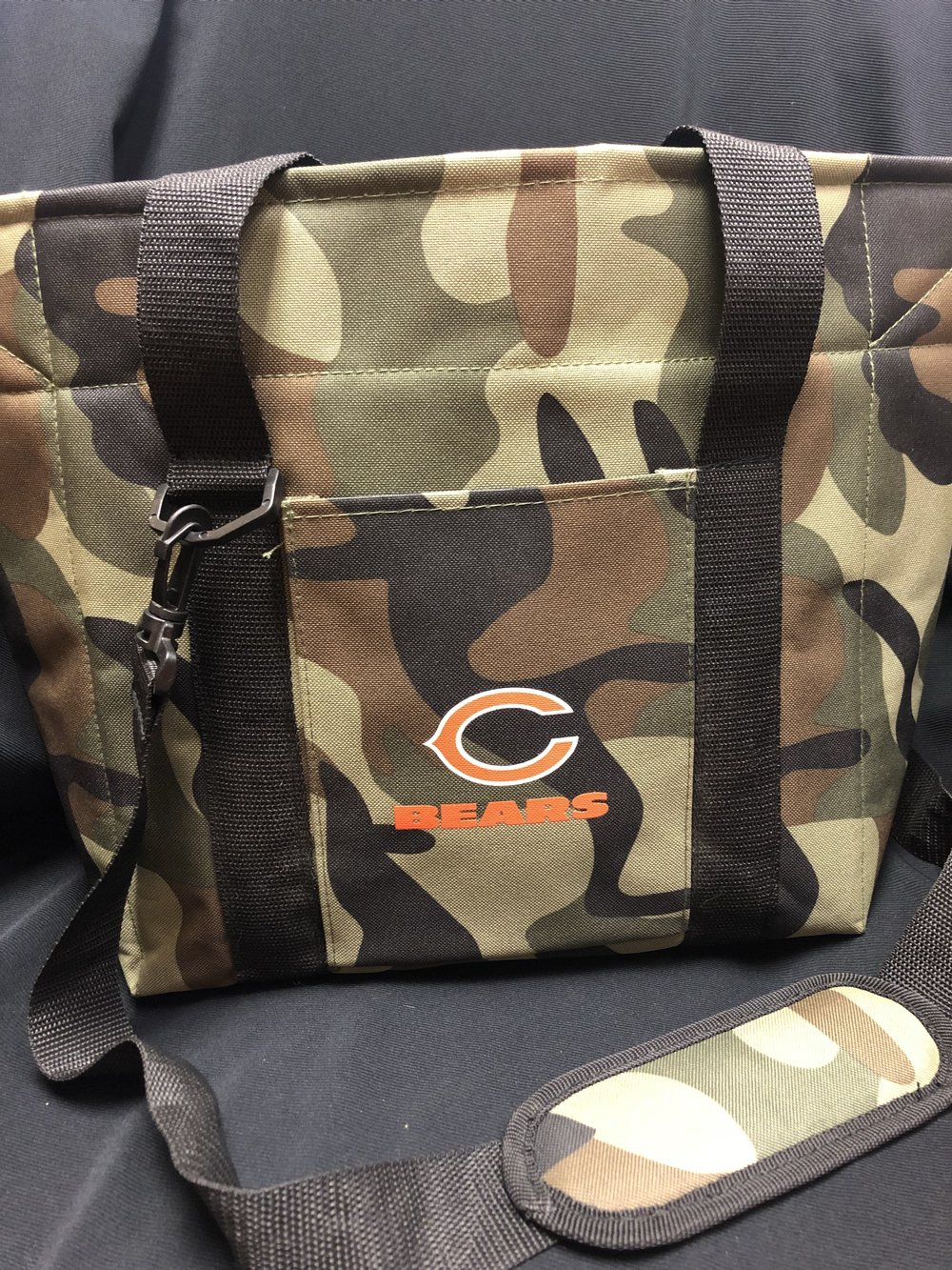 Chicago bears lunch box - $19.99