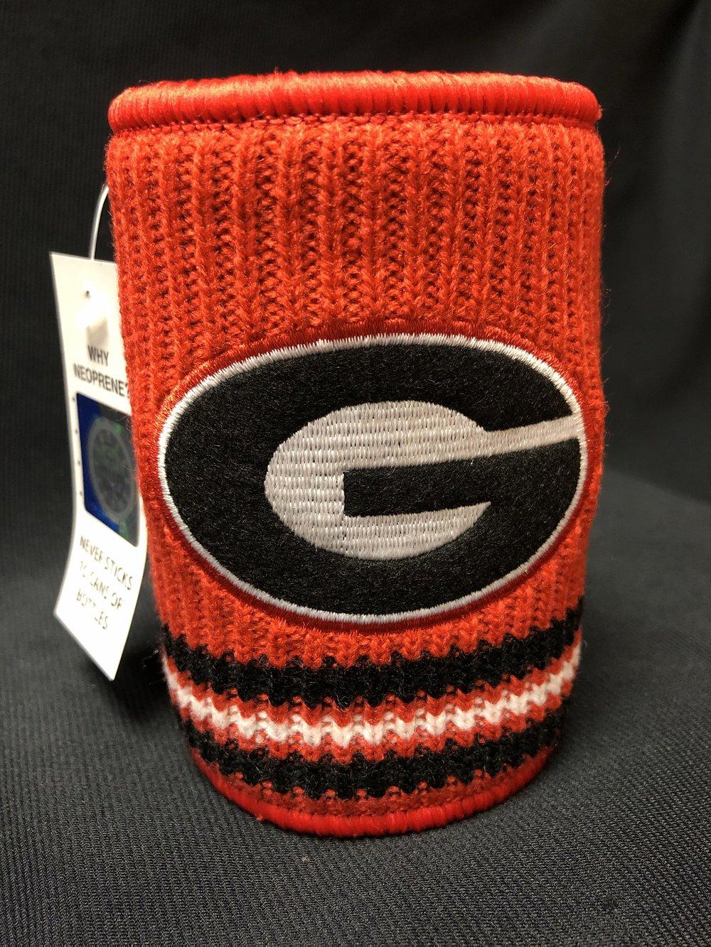 Georgia bulldogs koozie - $5.00