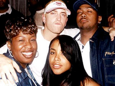 squad goals // rip aaliyah '01