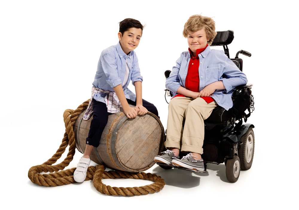 Tommy Hilfiger Adaptive Clothing (photo credit: Richard Corman)