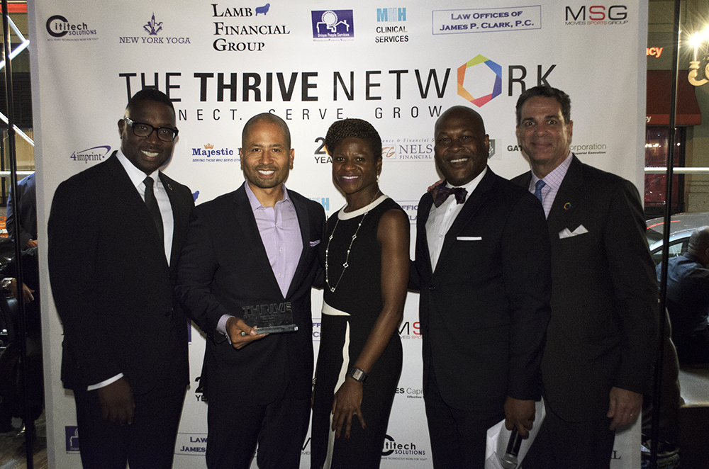 Charles A. Archer, Glenn E. Martin, Carla D. Brown, Dyrol Joyner and Michael Needleman