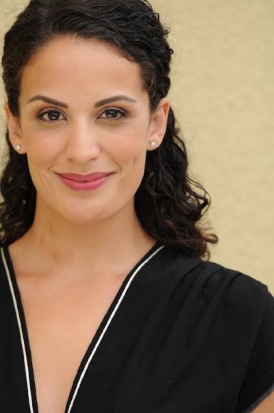 Headshot of Meliza Mokrani
