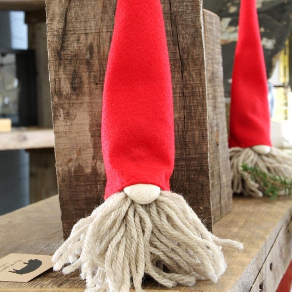 Scandinavian Christmas Elf