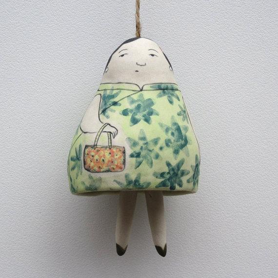 Yen Yen Lo's Ceramic Bells | A Good Yarn