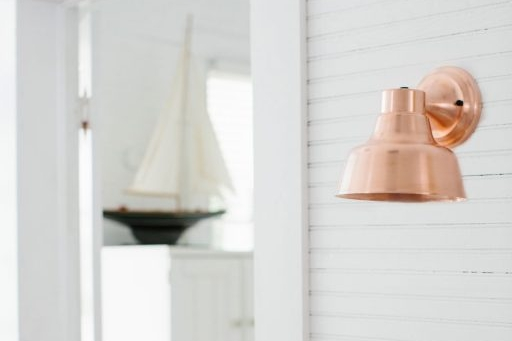 9 Elements of American Coastal Style | Barn Light Electric