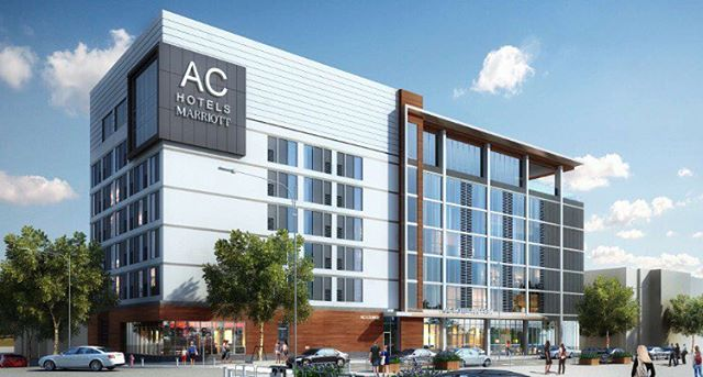 We are very excited to announce our newest #luxury #hospitality #partnership with AC Hotel Raleigh North Hills! #plusblue #achotels #marriott