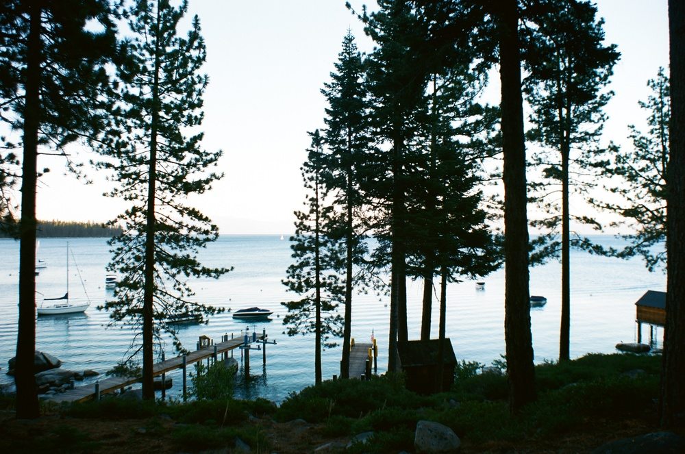 Lake Tahoe, 35mm