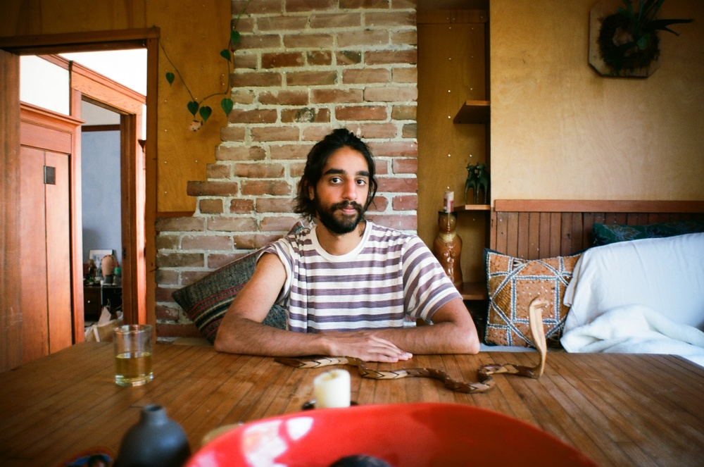 Varun, Berkeley, 2014, 35mm