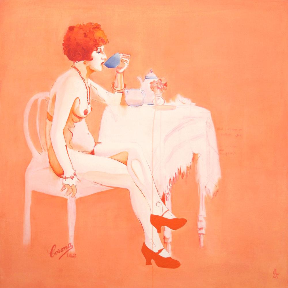 Teatime, 2003
