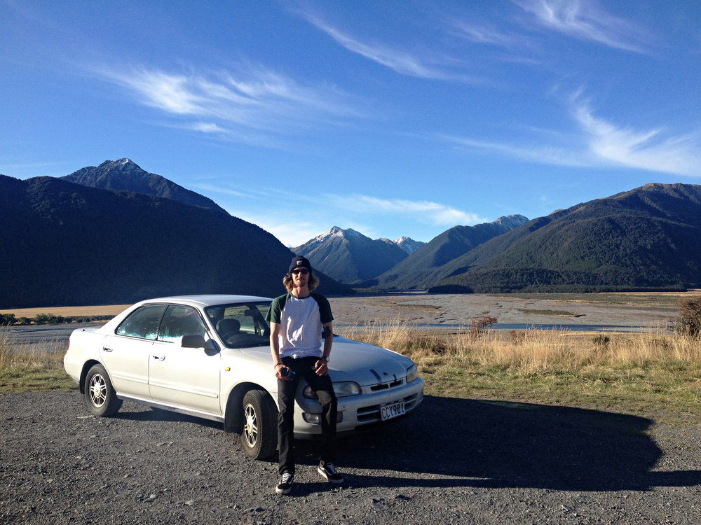 A worthwhile stop near Arthurs Pass whilst driving the West Coast Road. The drive is one of New Zealand's most spectacular and is one of only a few paved roads to link the west and the east coast of the South Island. Mountain views are in abundance here with the Southern Alps surrounding!