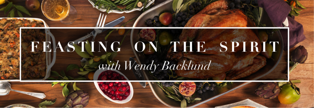 Insight from Wendy Backlund on Blessing Your Soul