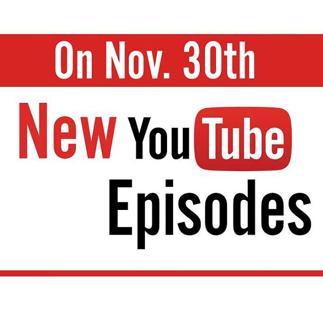 Starting on Nov. 30th we will be posting new episodes on different series that will ignite your life. Subscribe @  https://www.youtube.com/c/IgnitingHopeMinistries