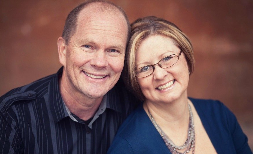 Steve and Wendy Backlund, pastors and itinerant ministers at Bethel Church in Redding, CA