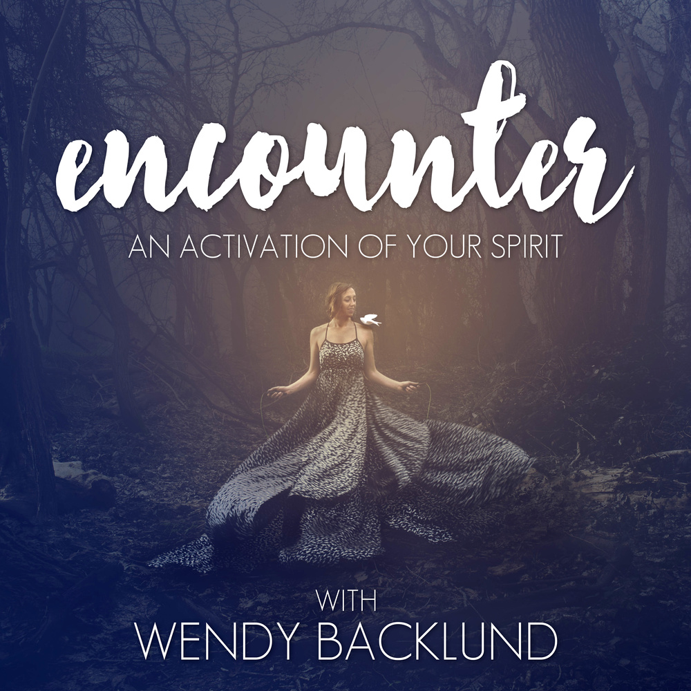 Encounter: An Activation of Your Spirit (soaking CD)