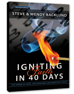 PDF of Igniting Faith in 40 Days (fast devotional)