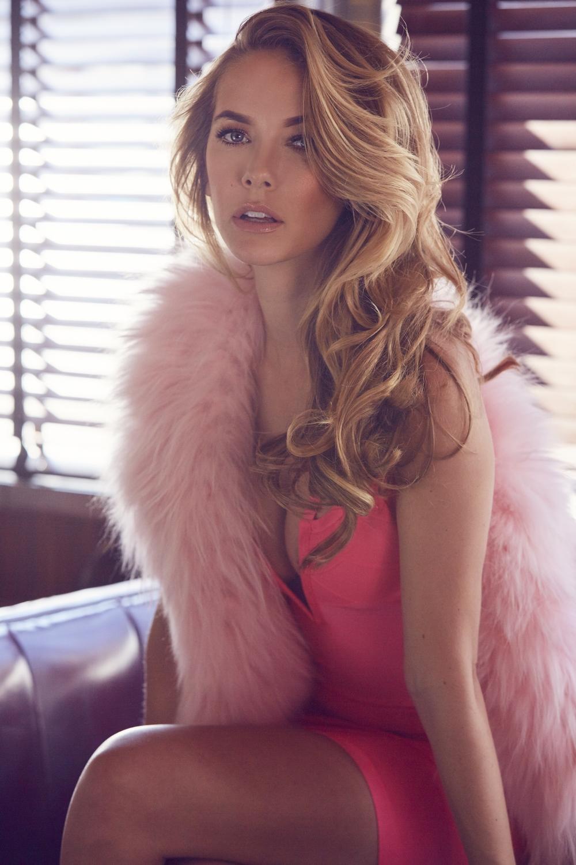 Galore Magazine Celebrity Feature - Olivia Jordan (Miss USA). Photo: Marley Kate Rizzuti.