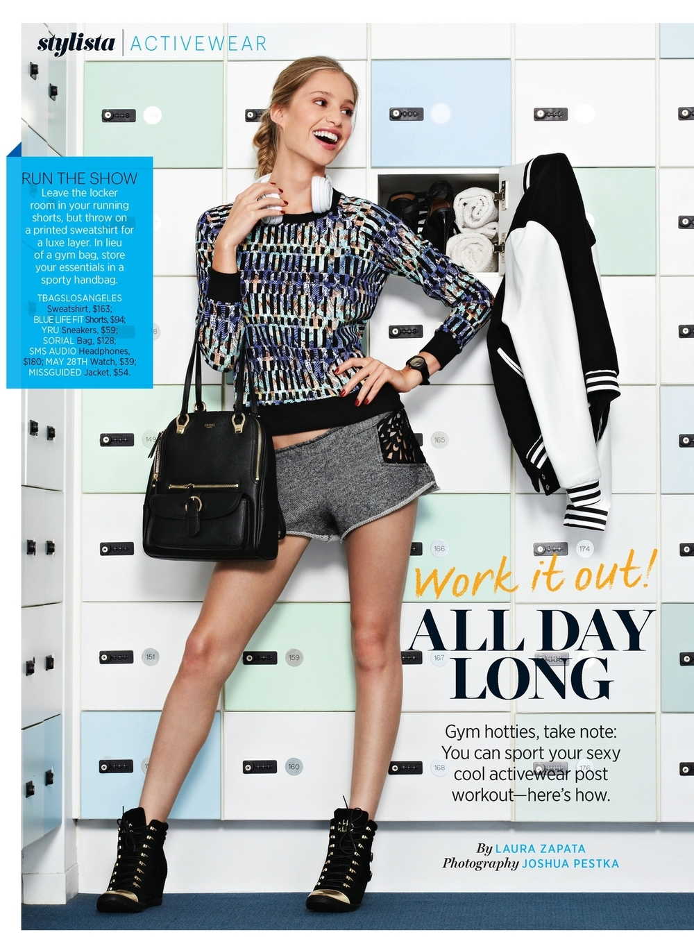 Trend Direction, Fashion Editor & Stylist, FOB -  Cosmo for Latinas .