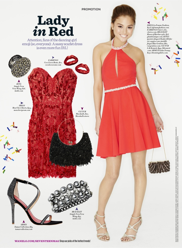 Le Femme Fashion + Seventeen