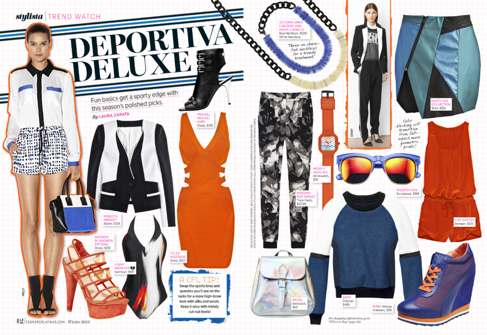 Trend Direction & Fashion Editor, FOB