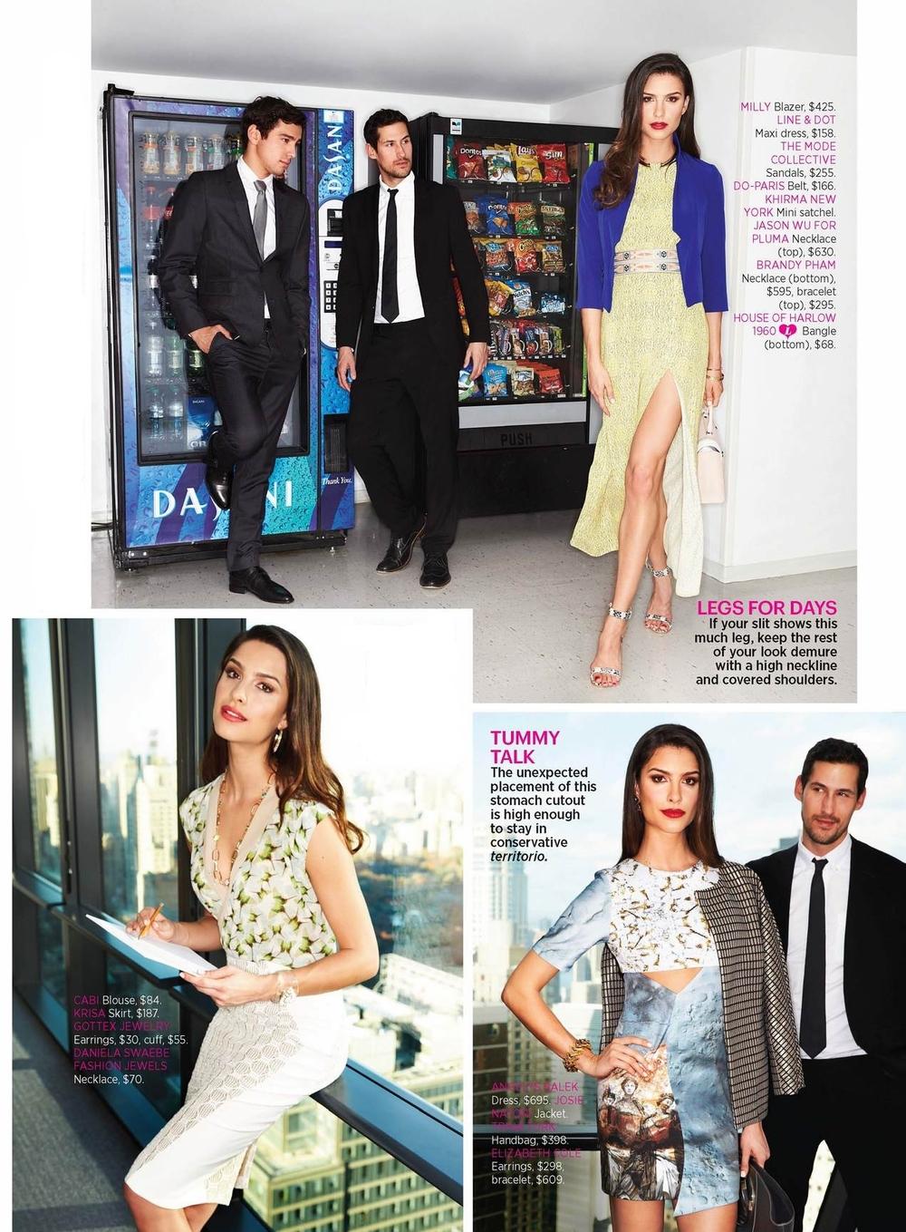 Trend Direction, Fashion Editor & Stylist, FOB -  Cosmo for Latinas . Photo: Joshua Pestka.