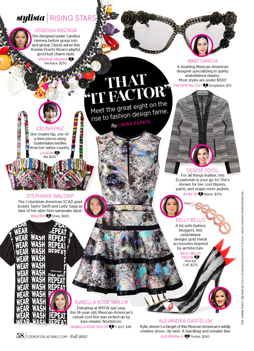 Fashion Editor Column, FOB