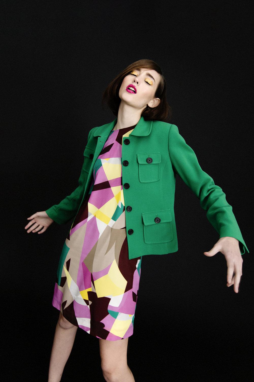 GiRL Magazine (Dubai) Fashion Feature. Photo: Tory Rust.