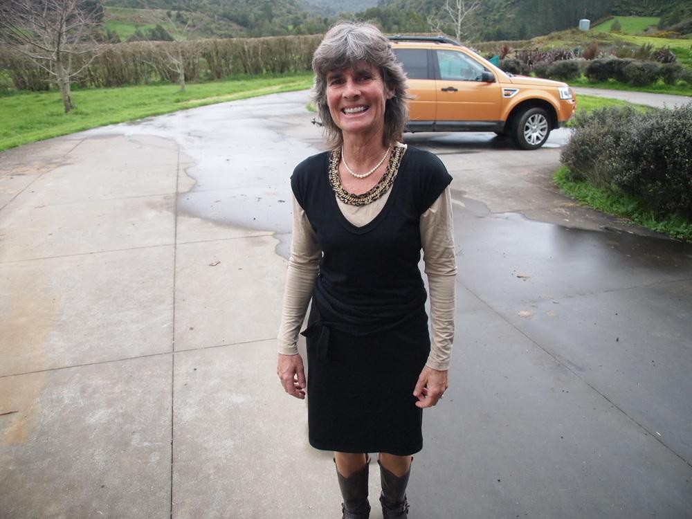 Jenny Erickson - Grower