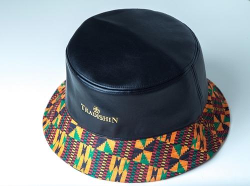 95014f81620 Osagyefo Kente Bucket Hat